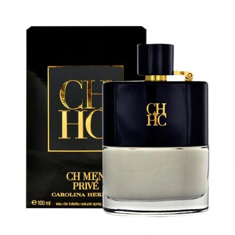 Carolina Herrera CH Men Prive Eau de Toilette 100ml fashion365 aromata andrika aromata