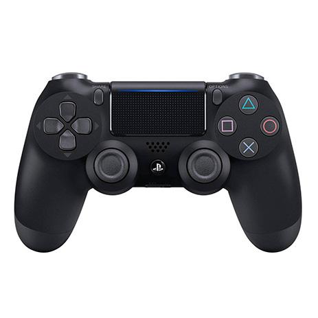 Χειριστήριο Ασύρματο Sony DualShock 4 V2 Jet Black - PS4 Controller gaming perifereiaka gaming ps4 xeiristhria