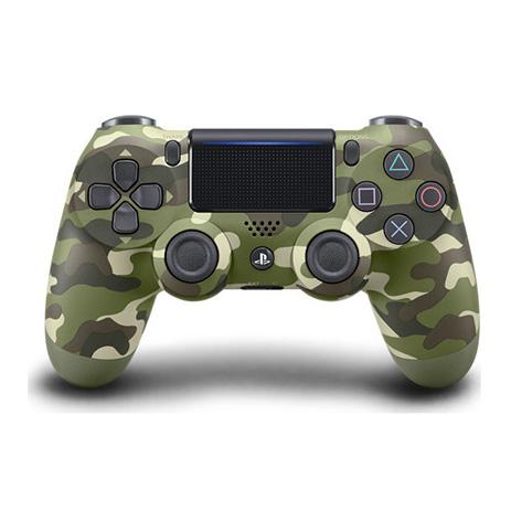 Χειριστήριο Ασύρματο Sony DualShock 4 V2 Green Camouflage - PS4 Controller gaming perifereiaka gaming ps4 xeiristhria