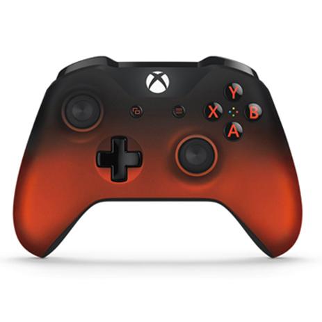Χειριστήριο Ασύρματο Microsoft Volcano Shadow Special Edition Wireless WL3-00069 gaming perifereiaka gaming xbox one xeiristhria