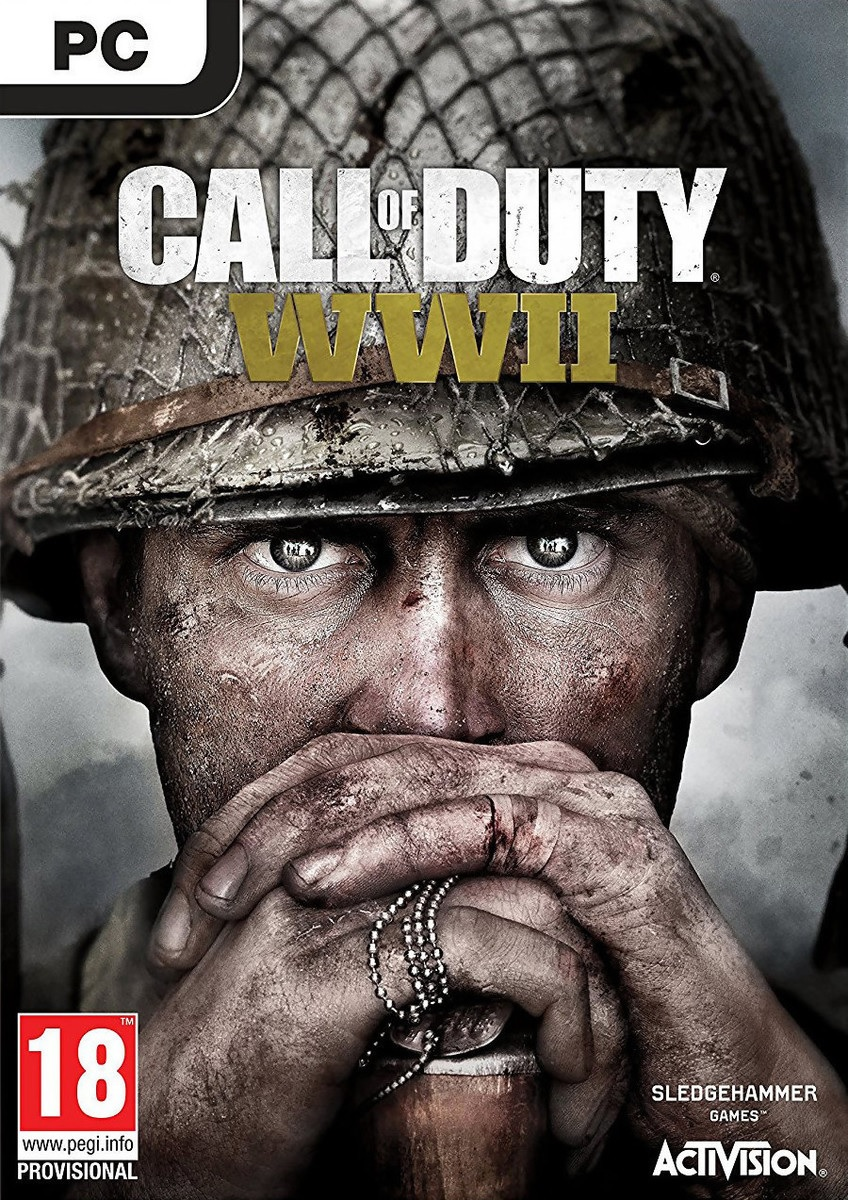 Call Of Duty WWII - PC Game gaming games paixnidia pc