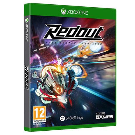 Redout - XBox One Game gaming games paixnidia xbox one