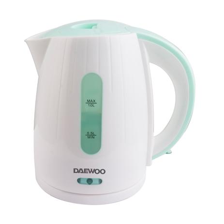 Βραστήρας 1,0lt Daewoo DEK-1330 Πράσινος-Λευκός