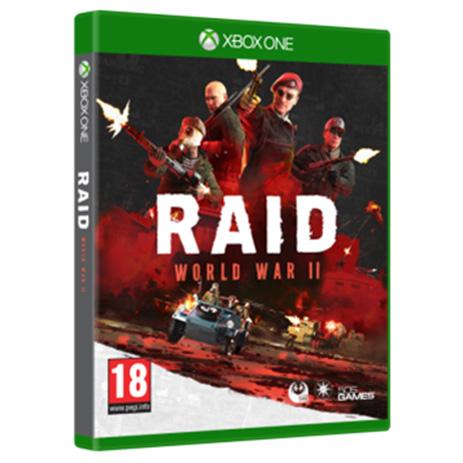 Raid Wall War II - XBox One Game gaming games paixnidia xbox one