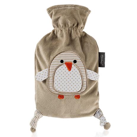 Θερμοφόρα Νερού με Fleece Κάλυμμα Fashy 6513 Πιγκουίνος