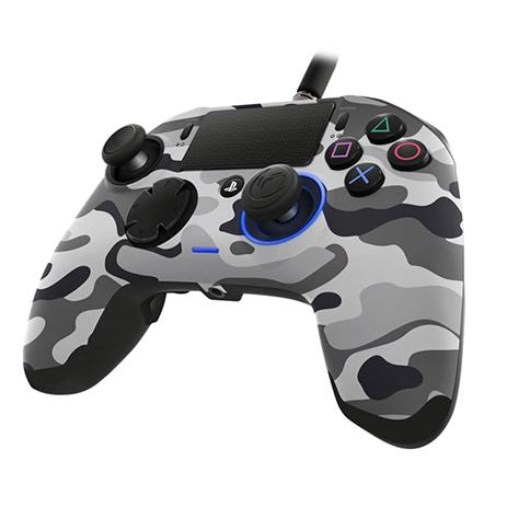 Χειριστήριο Ενσύρματο Nacon Revolution Pro Camo Grey - PS4 Controller gaming perifereiaka gaming ps4 xeiristhria