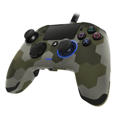 Χειριστήριο Ενσύρματο Nacon Revolution Pro Camo Green - PS4 Controller gaming perifereiaka gaming ps4 xeiristhria
