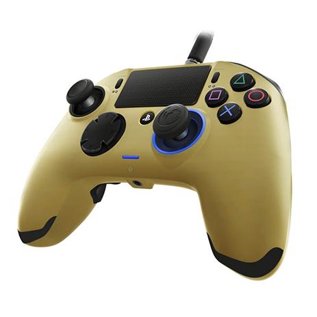 Χειριστήριο Ενσύρματο Nacon Revolution Pro Gold - PS4 Controller gaming perifereiaka gaming ps4 xeiristhria