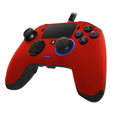 Χειριστήριο Ενσύρματο Nacon Revolution Pro Red - PS4 Controller gaming perifereiaka gaming ps4 xeiristhria