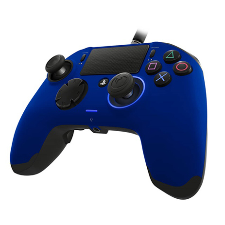Χειριστήριο Ενσύρματο Nacon Revolution Pro Blue - PS4 Controller gaming perifereiaka gaming ps4 xeiristhria
