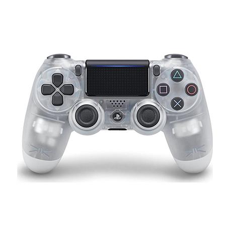 Χειριστήριο Ασύρματο Sony DualShock 4 V2 Crystal - PS4 Controller gaming perifereiaka gaming ps4 xeiristhria