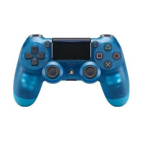 Χειριστήριο Ασύρματο Sony DualShock 4 V2 Crystal Blue - PS4 Controller gaming perifereiaka gaming ps4 xeiristhria