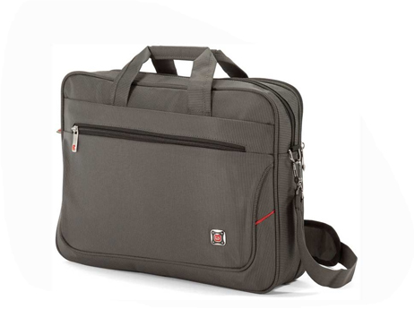 Επαγγελματική Τσάντα Laptop Benzi BZ5088 Γκρι paixnidia hobby eidh tajidioy epaggelmatikes tsantes
