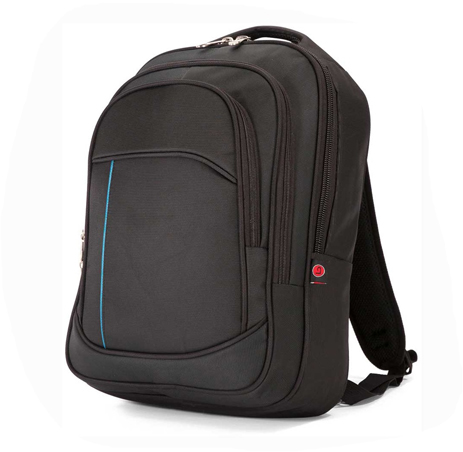 Σακίδιο Πλάτης με Θήκη Laptop Benzi BZ5067 Μαύρο paixnidia hobby eidh tajidioy sakidia plaths