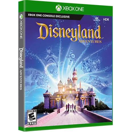 Disneyland Adventures Remastered - XBox One Game gaming games paixnidia xbox one