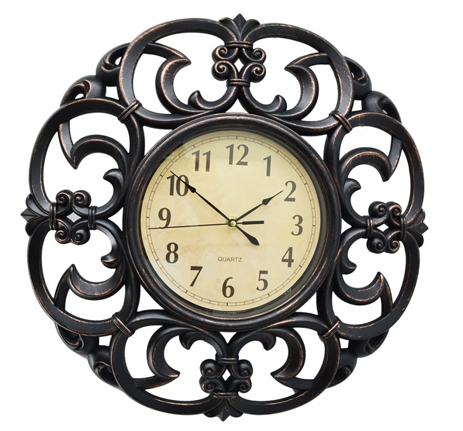 Ρολόι Τοίχου Πλαστικό 45,7cm 774111