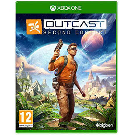 Outcast Second Contact - XBox One Game gaming games paixnidia xbox one