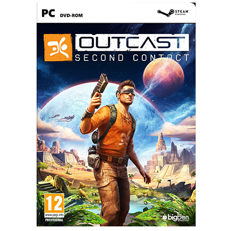 Outcast Second Contact - PC Game