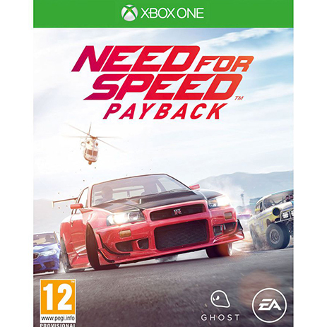 Need For Speed Payback - XBox One Game gaming games paixnidia xbox one