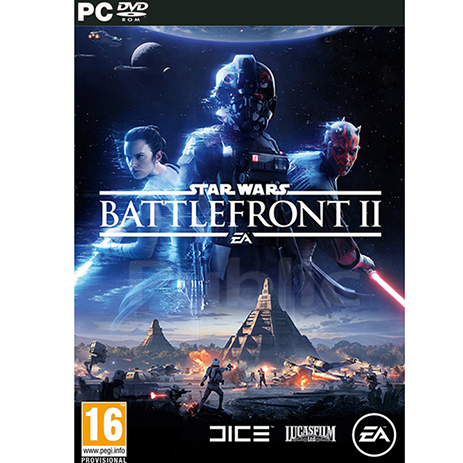 Star Wars Battlefront II - PC Game gaming games paixnidia pc