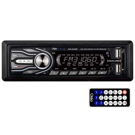 Ράδιο Αυτοκινήτου Osio ACO-4510BT hlektrikes syskeyes texnologia eikona hxos hxosysthmata aytokinhtoy