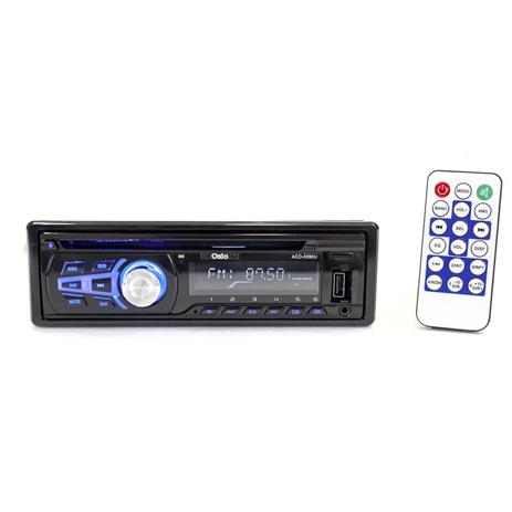 Ράδιο-CD Αυτοκινήτου Osio ACO-5590U hlektrikes syskeyes texnologia eikona hxos hxosysthmata aytokinhtoy