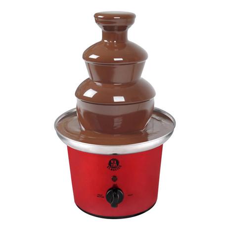 Συντριβάνι Σοκολάτας 31cm Kalorik CHM 1000 R NYC 100w