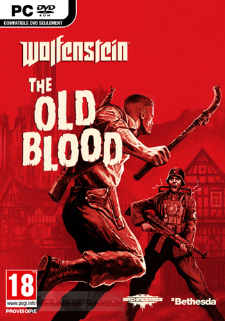 Wolfenstein: The Old Blood - PC Game gaming games paixnidia pc