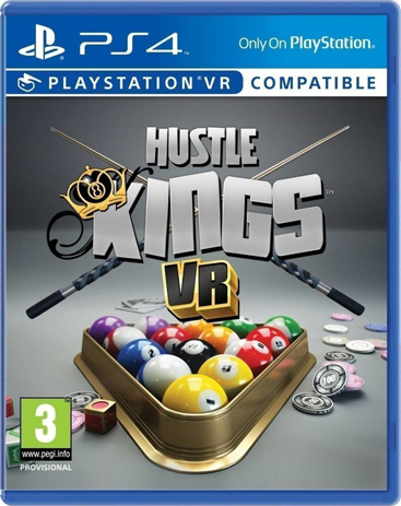 Hustle Kings (VR) - PS4 Game gaming games paixnidia ps4