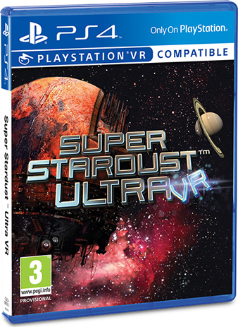 Super Stardust Ultra (VR) - PS4 Game gaming games paixnidia ps4