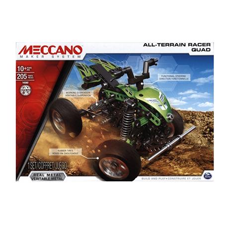Meccano Παιχνίδι Κατασκευών All-Terrain Vehicle (91778) paixnidia hobby paixnidia ekpaideytiko