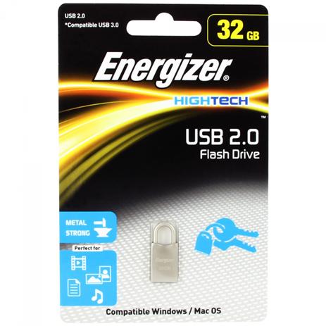 USB Drive Energizer CL 32GB Micro SDHC HT Metal (FUSMTH032R) hlektrikes syskeyes texnologia perifereiaka ypologiston usb stick