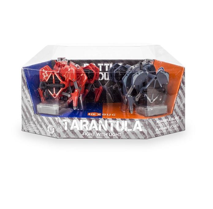 HEXBUG Battle Ground Tarantula Dual Pack (409-5120-00GL04) paixnidia hobby paixnidia ekpaideytiko