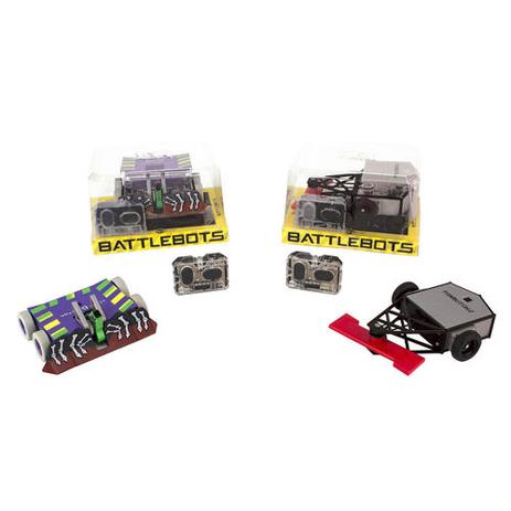 HEXBUG BattleBots Single (413-5126-08GL08) paixnidia hobby paixnidia ekpaideytiko