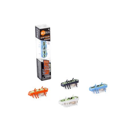 HEXBUG nano Nitro Glow Single (415-4573-10GL10) paixnidia hobby paixnidia ekpaideytiko