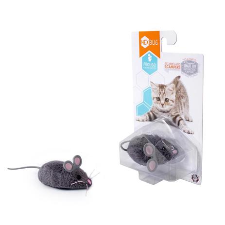 HEXBUG Mouse Cat Toy (480-3031-00GL12) paixnidia hobby paixnidia ekpaideytiko