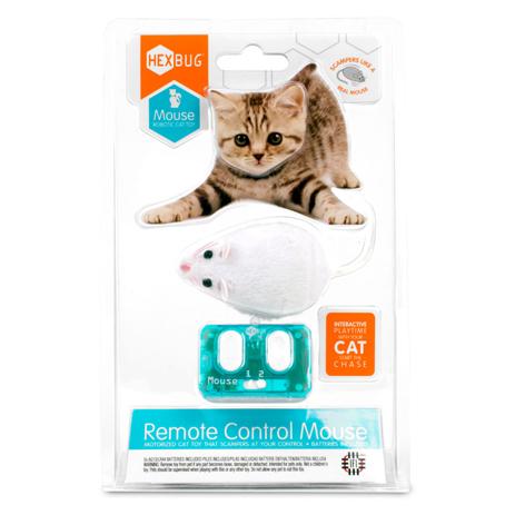HEXBUG RC Mouse Cat Toy (480-4466-00GL12) paixnidia hobby paixnidia ekpaideytiko