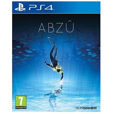 Abzu - PS4 Game gaming games paixnidia ps4