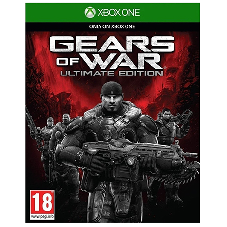 Gears Of War Ultimate Edition - Xbox One Game gaming games paixnidia xbox one