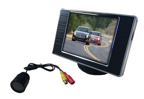Ενσύρματο Video Parking System OEM DPC-835 aytokinhto mhxanh eikona hxos systhmata parkarismatos