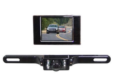 Ενσύρματο Video Parking System OEM DPC-35 aytokinhto mhxanh eikona hxos systhmata parkarismatos