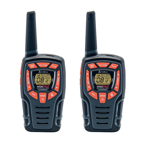 Walkie-Talkie Cobra AM-645 paixnidia hobby gadgets diafora