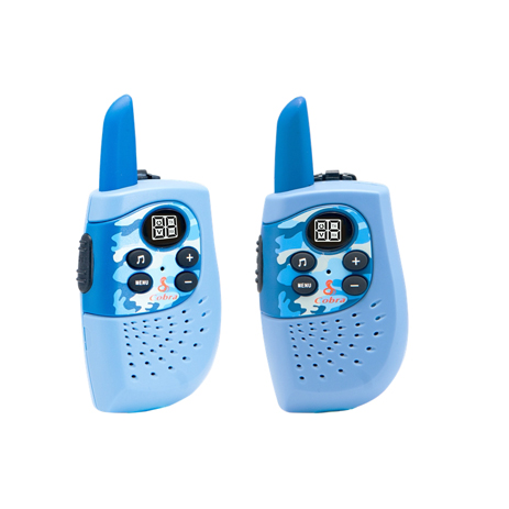 Walkie-Talkie Cobra HM-230 B Μπλε paixnidia hobby gadgets diafora