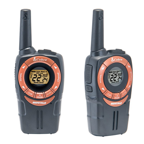 Walkie-Talkie Cobra SM-662C