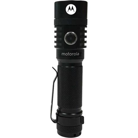 Φακός Επαναφορτιζόμενος Motorola MR-520 paixnidia hobby gadgets fakoi