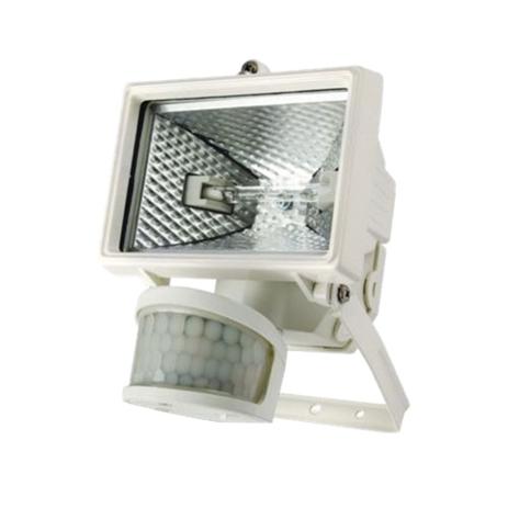 Ανιχνευτής Κίνησης με Προβολέα OEM HPL-150/W Λευκός