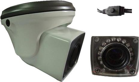 Έγχρωμη Κάμερα Realsafe MDF-516 hlektrikes syskeyes texnologia systhmata asfaleias kameres