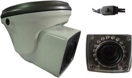 Έγχρωμη Κάμερα Realsafe WDR-690 hlektrikes syskeyes texnologia systhmata asfaleias kameres