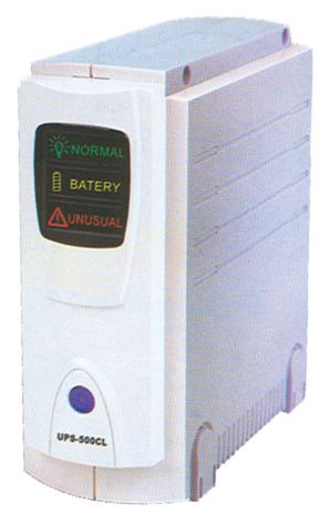 UPS 500VA Kebo UPS-500CL hlektrikes syskeyes texnologia perifereiaka ypologiston ups