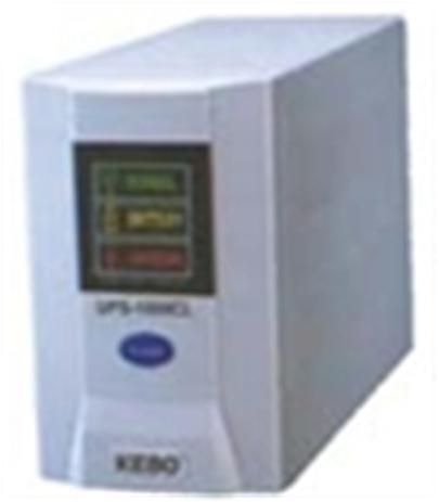 UPS 1000VA Kebo UPS-1000CL hlektrikes syskeyes texnologia perifereiaka ypologiston ups